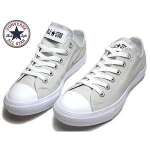 コンバース CONVERSE オールスター ライト OX スニーカー ライトグレー メンズ レディース 靴 nws
