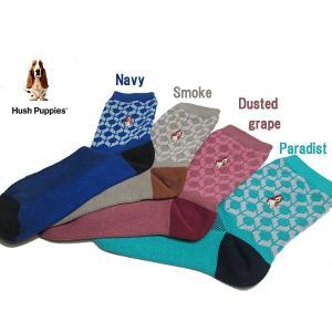 ハッシュパピー Hush Puppies LN1782 ソックス レディース 靴下|nws