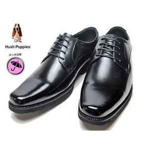 ハッシュパピー Hush Puppies プレーントゥ レースアップシューズ ビジネスシューズ スムースクロ メンズ 靴 nws