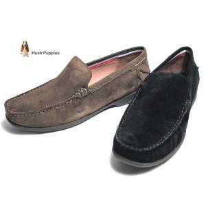 ハッシュパピー Hush Puppies M5792 タウンカジュアル スリッポン メンズ 靴|nws