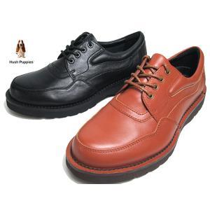 ハッシュパピー Hush puppies M-7046 レースアップ ウォーキングシューズ メンズ 靴|nws