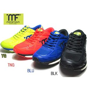 メディフォーム MEDIFOAM LSD2 MF203 ランニングスタイル メンズ 靴|nws