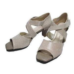 ミッシー デ ミッシー missy des missy オープントゥ踵付きストラップサンダル レディース 靴 nws