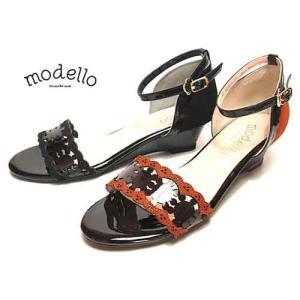 マドラスモデロ madras MODELLO ローウエッジネックストラップサンダル レディース・靴|nws