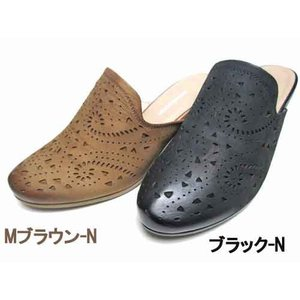 モードカオリ MODE KAORI 前ふさがりミュール レディース・靴 nws
