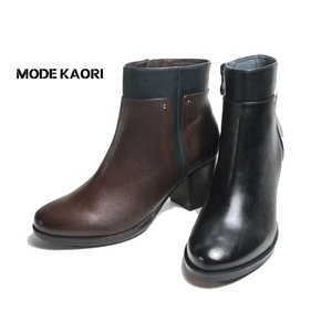 モード カオリ MODE KAORI 21351 ショートブーツ レディース 靴|nws