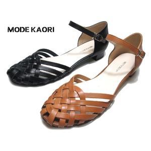 モード カオリ MODE KAORI 34354 サンダル レディース 靴|nws