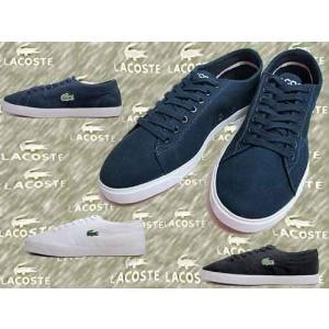 ラコステ LACOSTE マーセル LCR2 キァンバス スニーカー メンズ 靴|nws