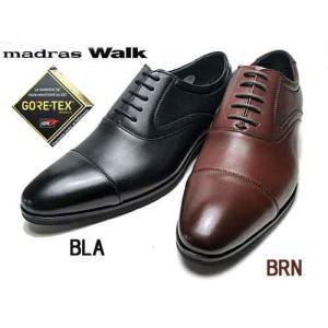 マドラスウォーク madras Walk ゴアテックス フットウェア ストレートチップ ビジネスシューズ メンズ 靴 nws