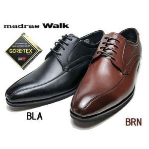 マドラスウォーク madras Walk ゴアテックス フットウェア スワールモカ ビジネスシューズ メンズ 靴 nws