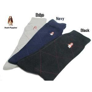 ハッシュパピー Hush Puppies N6512ソックスメンズ 靴下|nws