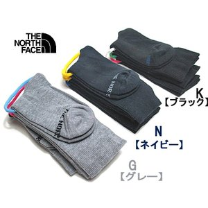 ノースフェース THE NORTH FACE パックソックスコーデュラ3P メンズ 靴下|nws