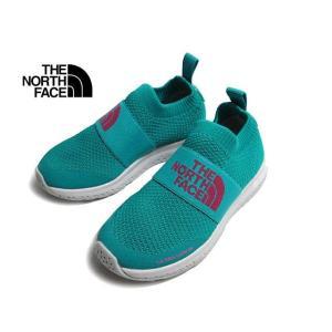 ザ ノース フェイス THE NORTH FACE NFJ52040 ウルトラ ロー III ジャイデングリーン スリッポン キッズ 靴 nws