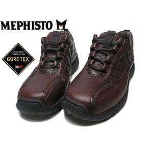メフィスト MEPHISTO ODISEO ウォーキングシューズ チェストナット メンズ 靴|nws