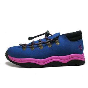 アウトドアプロダクツ OUTDOOR PRODUCTS カジュアルシューズ スニーカー ブルー レディース 靴|nws