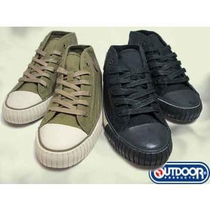 アウトドアプロダクツ OUTDOOR PRODUCTS ミッドカット スニーカー メンズ 靴|nws