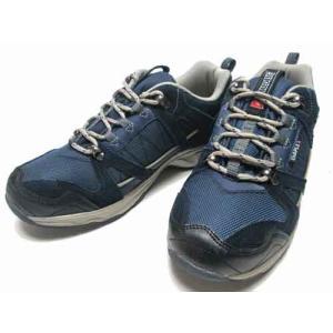 スポルディング SPALDING ノルディック ウォーキングシューズ ネービー メンズ 靴|nws