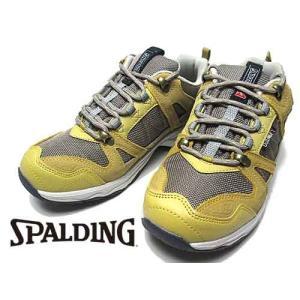 スポルディング SPALDING ノルディック ウォーキングシューズ サンドベージュ レディース 靴|nws