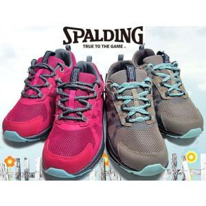 スポルディング SPALDING ノルディック ウォーキングシューズ レディース 靴|nws
