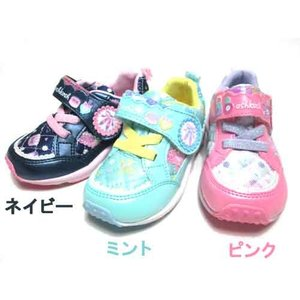 オシュコシュ OSHKOSH 女の子用 キッズシューズ ジョグタイプ スニーカー キッズ 靴|nws
