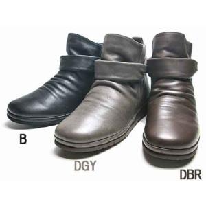 ピサ Pisaz ベルトデザインショートブーツ レディース・靴|nws