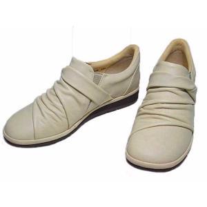 ピサ Pisaz 1379 ワイズ3E スリッポンタイプ プラットシューズ レディース 靴 nws