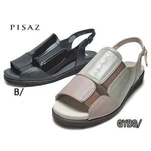 ピサ PISAZ デザインサンダル フラットサンダル レディース 靴 nws