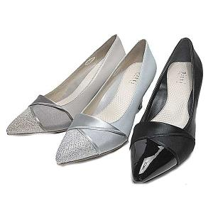 ピッティ Pitti 2E エレガントパンプス レディース 靴|nws