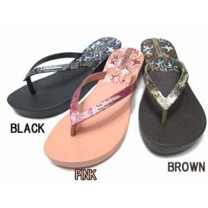 イパネマ IPANEMA ART DECO 3 ビーチサンダル トングサンダル レディース 靴|nws