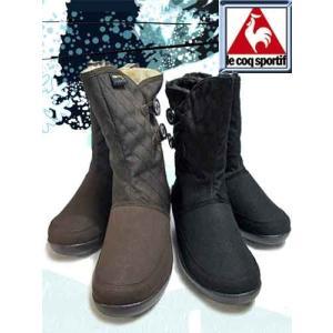 ルコック スポルティフ le coq sportif ベレー MID II ミドルブーツ レディース 靴|nws