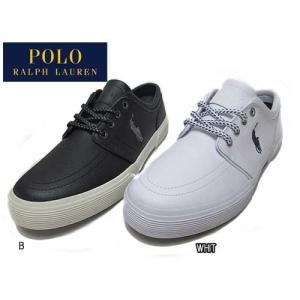 ポロ ラルフローレン POLO RALPH LAUREN FAXON LOW スニーカー メンズ 靴|nws