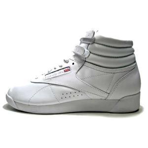 リーボック Reebok フリースタイル HI エアロビクスシューズ ハイカットスニーカー レディース 靴|nws