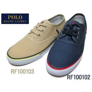 ポロラルフローレン Polo RalphLauren MORRAY キャンバス スニーカー キッズ レディース 靴|nws