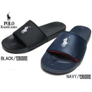 ポロラルフローレン Polo RalphLauren REMI SLIDE 2 シャワーサンダル キッズ レディース 靴|nws