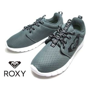 ロキシー ROXY MAHINA スニーカー グレー レディース 靴|nws