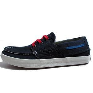 トレトン Tretorn オットー キャンバス デッキシューズタイプ スニーカー ブラック メンズ 靴|nws