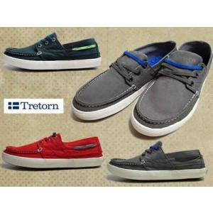 トレトン Tretorn オットー キャンバス デッキシューズタイプ メンズ レディース 靴|nws