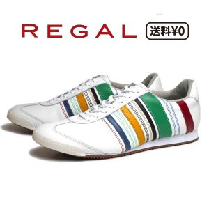 リーガル REGAL メンズカジュアル レースアップスニーカー 66MR AF 限定カラー nws