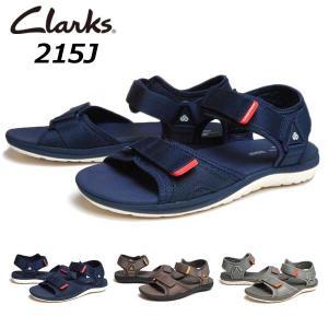 クラークス Clarks メンズカジュアル スポーツサンダル Step Beat Sun 215J ...