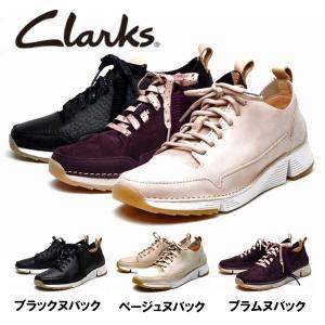 クラークス Clarks レディースカジュアル スニーカー TRI SPARK 304G ヒール高:35mm|nws
