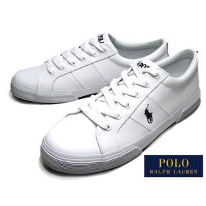 ポロ ラルフローレン POLO RALPH LAUREN FELIXTOW スニーカー ホワイト メンズ 靴|nws