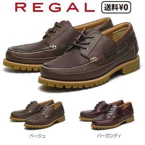 リーガル REGAL メンズカジュアル カントリーモック 52VR BD nws