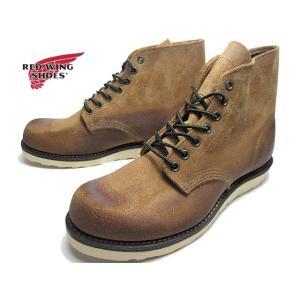 レッドウィング RED WING SHOES RW8151 クラシックワーク 6インチ ラウンドトゥ メンズ 靴|nws