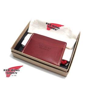 【あす楽】RED WING レッドウィング カードホルダー オロラセット メンズ アクセサリー nws