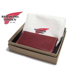 RED WING レッドウィング カードホルダー 名刺入れ オロラセット メンズ アクセサリー|nws