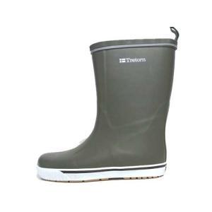 トレトン Tretorn スケリー ミドル丈 レインブーツ ラバーブーツ 長靴 雨靴 カラー:カーキ レディース 靴|nws