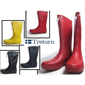 トレトン Tretorn Viken W ミドル丈 レインブーツ ラバーブーツ 長靴 雨靴 レディース 靴|nws