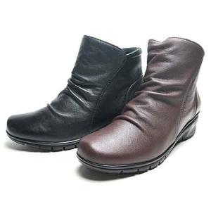 Sasso サッソ サイドジップショートブーツ レディース・靴|nws