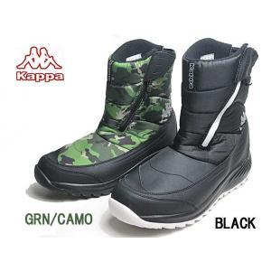 カッパ Kappa KP SBU83 バーチョZIP スノーブーツ メンズ レディース 靴|nws