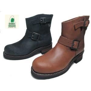 シエラデザインズ SIERRA DESIGNS SD5001 4インチ エンジニアブーツ メンズ 靴|nws